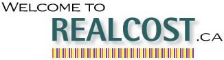 Welcome to REALCOST.ca